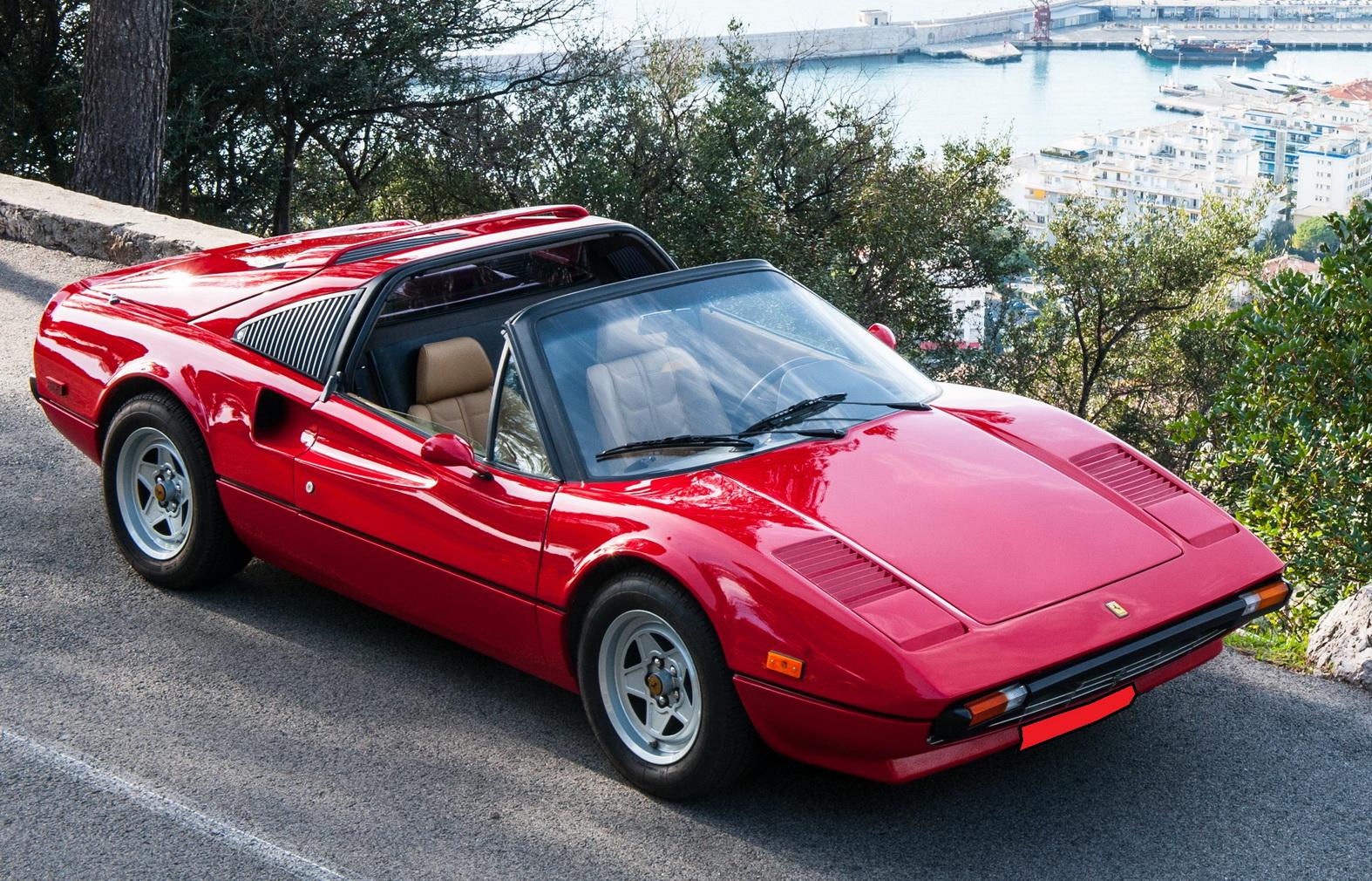 Ferrari 308 Gts Rent A Classic Car The Classic Car Rental In Portugal