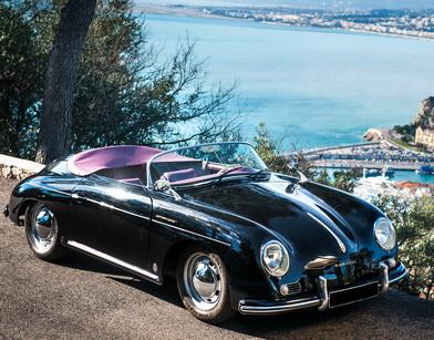 "Porsche 356 ""black"""